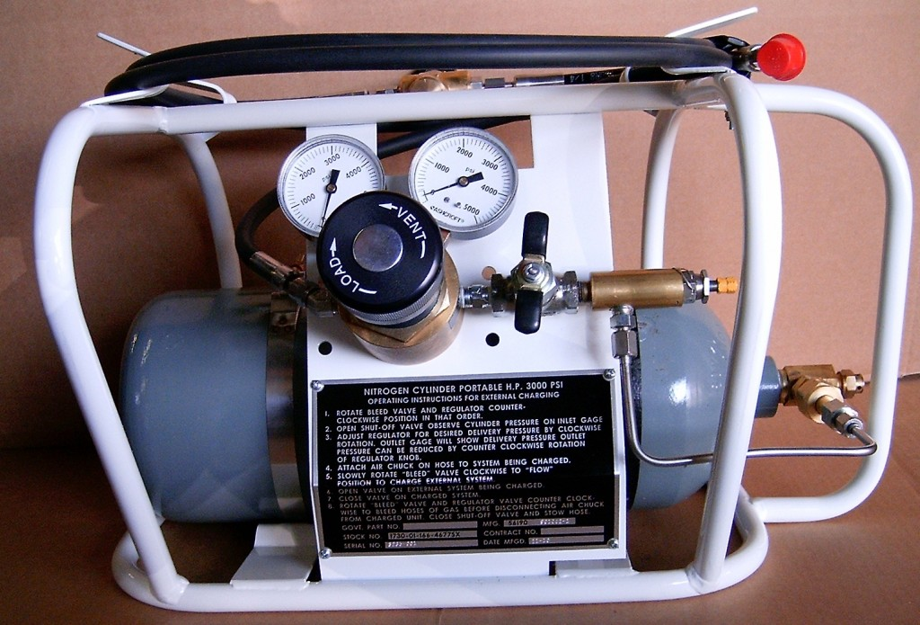 Portable Air Cylinder 1428AS100