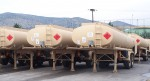 5000 Gallon Fuel Tanker's